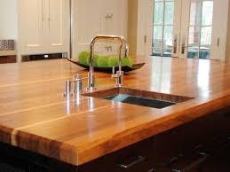 diy tile kitchen countertops:  kitchen wooden countertops diy beige ceramic table bar mahogany wood island top varnished white tile backsplash