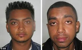 Shakib Chowdhury. Mukshud Ali (left) and Quasim Ahmed were both jailed for their part in the kidnap plot. As Mrs Malik dragged her husband into the house, ... - article-1028736-01B6D5DA00000578-988_468x286
