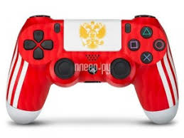 Купить <b>Геймпад Rainbo Sony DualShock</b> 4 National Team Russia ...