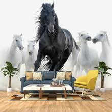 Best value Embossed <b>Horse</b> Wallpaper – Great deals on Embossed ...