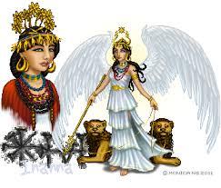 Resultado de imagen para Inanna