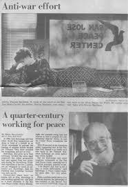 charles walton peace essay