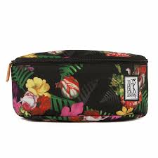 Поясная <b>сумка The pack society</b> Bum Bag (Multicolor Old Master ...