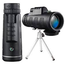Monocular Telescope - <b>40X60 High</b> Power <b>HD</b> Monocular for Bird ...