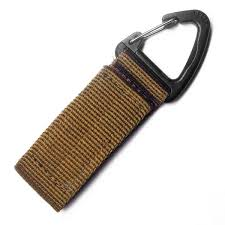 <b>Outdoor Tactical Nylon Webbing</b> Backpack Hang Buckle Carabiner ...