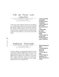 Resultado de imagem para IMAGENS DE RECEITAS DE  GAROUPA