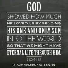 Image result for Images for 1 John 4:9, 10
