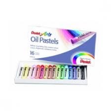 Отзывы о <b>Пастель Pentel Arts</b> Oil Pastels