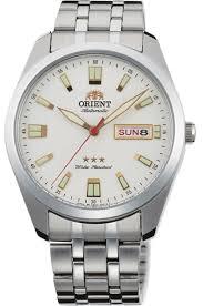 <b>Мужские</b> наручные механические <b>часы Orient RA</b>-<b>AB0020S1</b> (RA ...