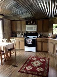 mobile home renovation professional artist creates rustic masterpiece artist creates mobile homes