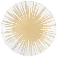 Купить <b>Pasabahce Тарелка десертная</b> Charm солнце 19,5 см на ...