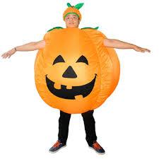 Kuulee <b>Halloween Pumpkin</b> Inflatable <b>Costume</b> Party Cosplay Tools ...