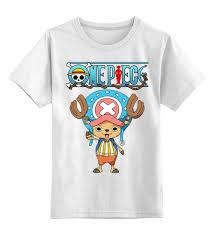 Детская футболка классическая унисекс <b>One Piece</b> #2448006 за ...