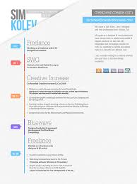 awesome resume templates •resume template inspired
