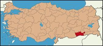 Image result for mardin haritası
