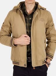 Newchic <b>Winter Casual Plus</b> Size Thicken Fleece Buttons Zipper ...