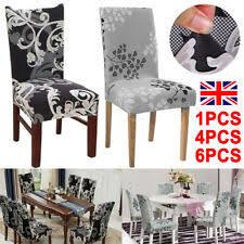 Dining <b>Chair</b> Seat <b>Covers</b> | eBay