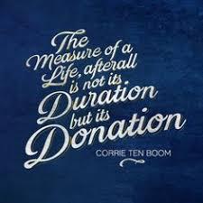 Donated Quotes. QuotesGram