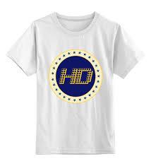Детская <b>футболка классическая</b> унисекс <b>High</b> Definition #1958127 ...