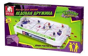 Купить спортивная <b>настольная игра S</b>+<b>S Toys</b> Хоккей, цены в ...