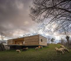 american colonial homes brandon inge:  seasons house by churtichaga quadra salcedo architects in segovia spain