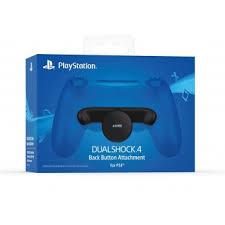 Купить <b>Накладка с задними кнопками</b> для Dualshock 4 (Back ...