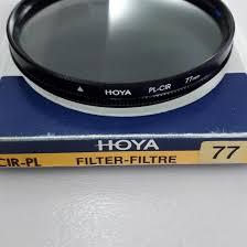 <b>Поляризационный фильтр hoya pl-cir</b> 77mm – купить в Москве ...
