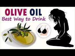 DRINK <b>OLIVE</b> OIL Everyday Morning on <b>Empty</b> Stomach | Shape ...