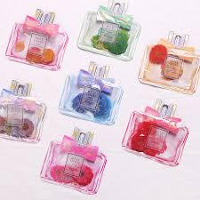 <b>40PCS</b>/<b>PACK</b> Kawaii Cute Perfume Shaped Flower Sticker Marker ...
