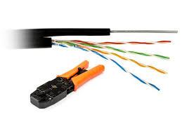 <b>Сетевой кабель ATcom UTP</b> cat 5e CCA 305m АТ10700 (2шт ...