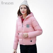 <b>Brieuces</b> 2017 <b>Winter Jacket Women Coat</b> Warm Parkas Short ...