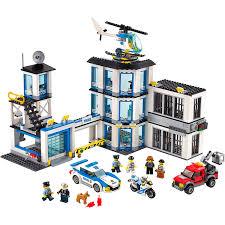 <b>Полицейский участок</b> 60141   City   <b>LEGO</b>.com RU