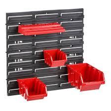 <b>Система хранения Prosperplast</b> orderline красный, черный ...