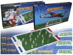 Детский настольный футбол - купить настольный футбол для ...