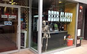 Image result for beer closet