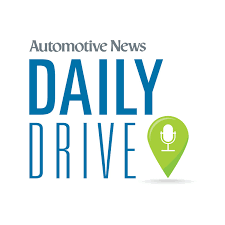 Automotive News Daily Drive