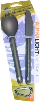 Купить <b>Набор Sea To Summit Alpha Light</b> Cutlery Set 2pc в ...