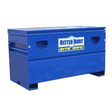 shop jobsite boxes at com better built better built site safe 23 in w x 48 in l x