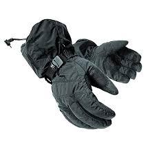 ANSAI Mobile Warming Softshell Glove (Black, Small ... - Amazon.com
