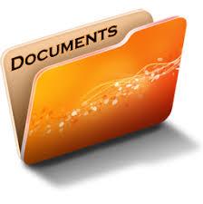 Resultat d'imatges de documents