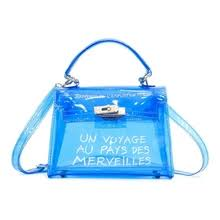 Buy <b>clear jelly</b> purse and get free shipping on AliExpress
