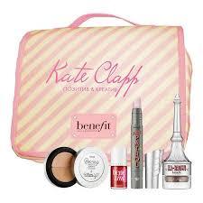 <b>Benefit</b> Kate Clapp Kit Набор для макияжа в косметичке <b>2 оттенок</b> ...