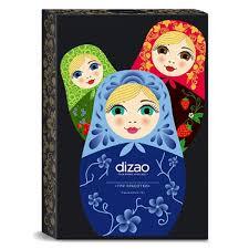 """<b>Подарочный набор</b> масок для лица, шеи и век <b>Dizao</b> """"Три ..."""