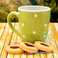 Image result for decaf and cookies