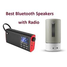 Top 15 Best <b>Bluetooth Speakers</b> with Radio in 2020 - Techsounded