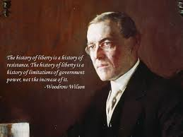 Woodrow Wilson Quotes Funny. QuotesGram via Relatably.com