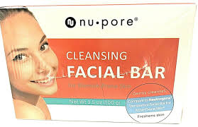 nu.pore <b>Cleansing Facial Bar For</b> Blemish-Prone Skin Pack of 3 ...