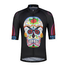 <b>Skull cycling jersey</b> - The highest quality <b>cycling jerseys</b> - TD ...