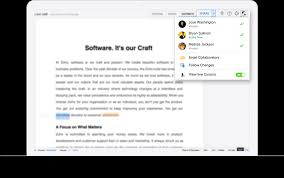 online word processor create edit documents online zoho writer protect sensitive data