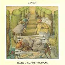 <b>GENESIS Selling England</b> by the Pound reviews
